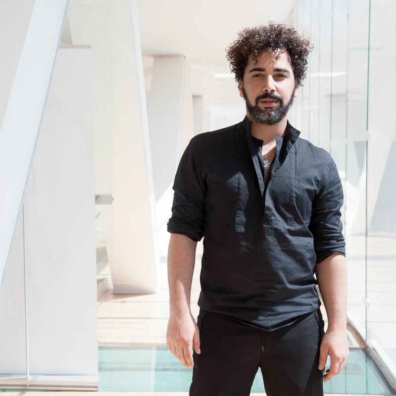Créateur MFP, Ali Drissi, Maroc