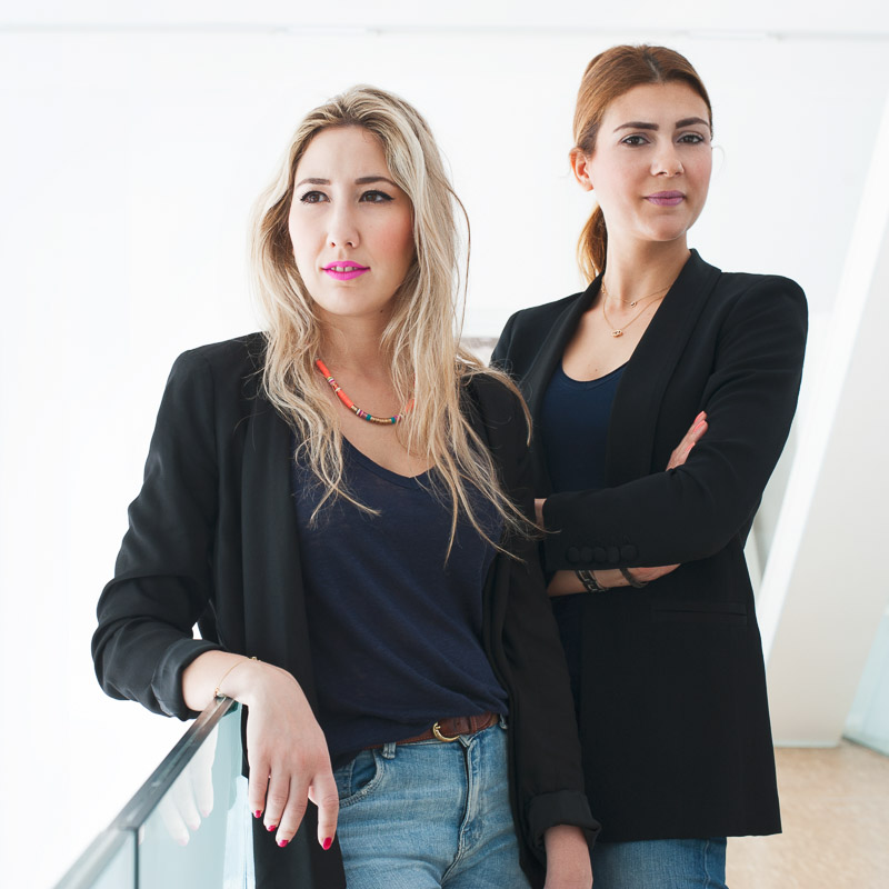 Créateur MFP, Mademoiselle Hecy, Tunisie
