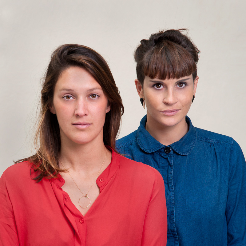 Chloé Lecat & Camille Maurin, FOLKLO BY K, MMMM