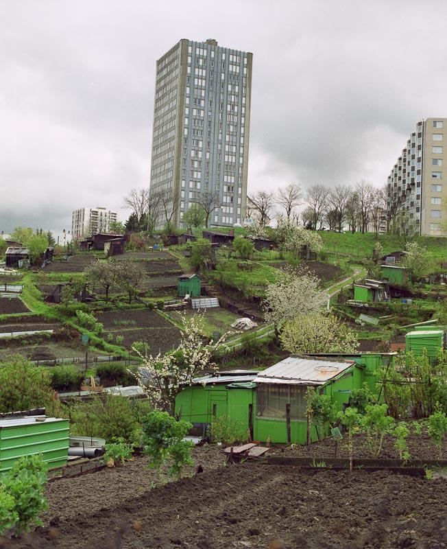 Jardins Ouvriers, Saint Etienne