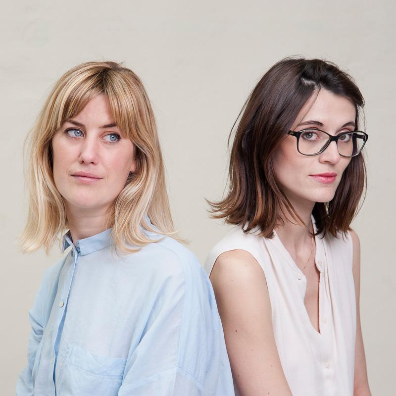 Alix de Moussac & Aurélie Grandemange, LA NOUVELLE, MMMM
